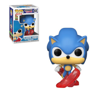 Sonic 30th Renender Sonic Pop! Vinyl Figur