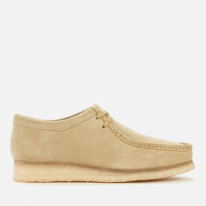Clarks Originals Men's Suede Wallabee Shoes - Maple