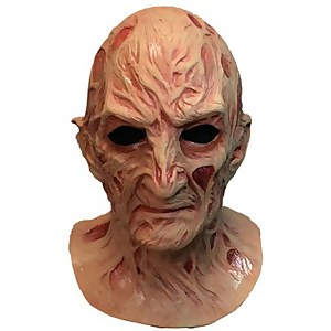 Trick or Treat Nightmare on Elm Street Part 4 Deluxe Freddy Mask