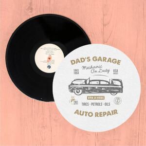 Dad's Garage Slip Mat