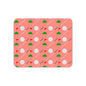Golfing Mouse Mat