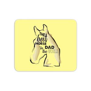 Horse Dad Mouse Mat