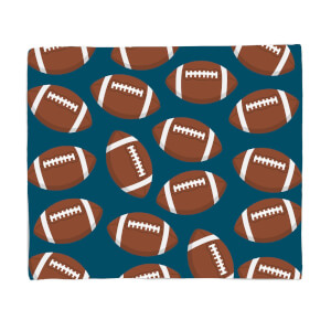 Rugby Fleece Blanket