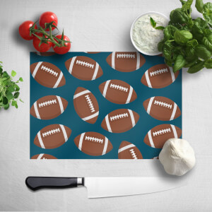 Rugby Chopping Board