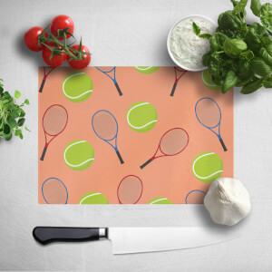 Tennis Chopping Board