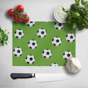Football Chopping Board