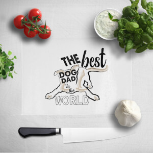 Dog Dad Chopping Board