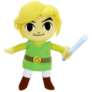 The Legend of Zelda - Link Plush 18cm