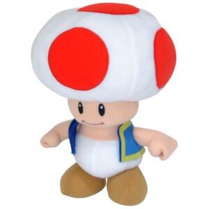 Nintendo Super Mario - Toad Plush 20cm