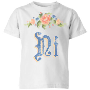 Hi Kids' T-Shirt - White