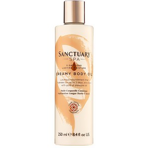 5 Day Long Lasting Moisture Creamy Body Oil 250ml