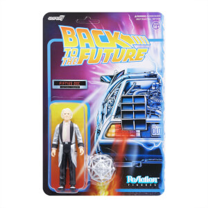 Super7 Back To The Future Part II ReAction Figure - Fifties Doc