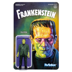 Super7 Universal Monsters ReAction Figure - Frankenstein Action Figure