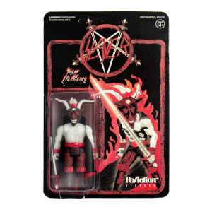 Super7 Slayer ReAction Figure - Minotaur (Glow In The Dark) Action Figure