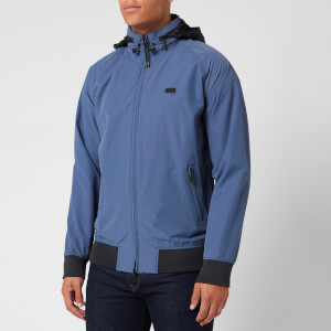 Barbour International Men's Illford Jacket - Blue Metal