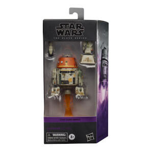 Star Wars The Black Series, figurine de collection Chopper (C1-10P)