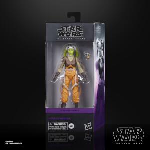 Hasbro Star Wars Black Series Rebels Hera Syndulla 6-Inch Scale Figure