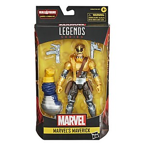 Figura Maverick - Hasbro Marvel Legends Series