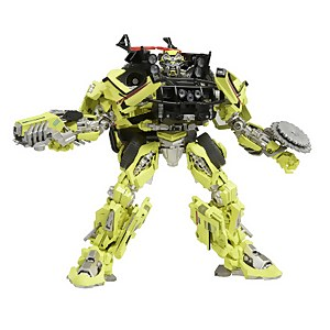Hasbro Transformers Movie Masterpiece Series MPM-11 Autobot Rachet 7.5 Inch Action Figure