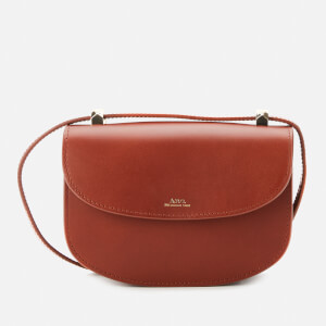 A.P.C. Women's Mini Geneve Bag - Brown