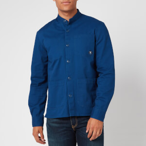 Barbour Beacon Men's Brampton Overshirt - Deep Blue