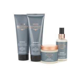 Grow Gorgeous Defence Collection (Worth £77.00)