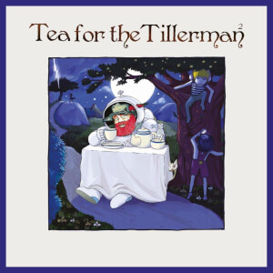 Yusuf / Cat Stevens - Tea For The Tillerman 2 Black Vinyl Gatefold LP