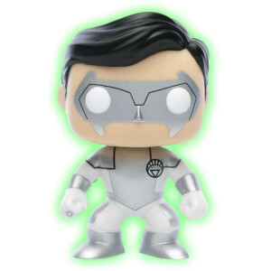 DC Comics Green Lantern Kyle Rayner White Lantern GITD EXC Pop! Vinyl Figure