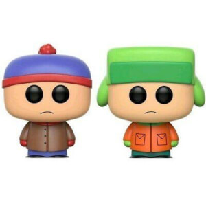 South Park Stan & Kyle 2-Pack EXC Pop! Vinyl Figure