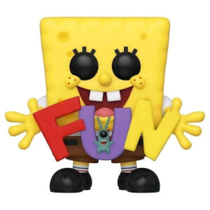 Spongebob Squarepants (FUN) EXC Figura Pop! Vinyl