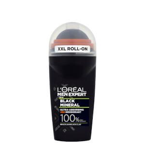 L'Oreal Paris Men Expert Black Mineral Deodorant 50ml