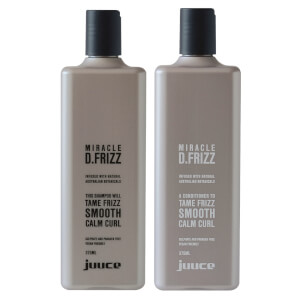 Juuce Miracle D.Frizz Duo with 1 Minute Treatment (Worth $88.85)