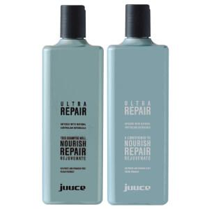 Juuce Ultra Repair Travel Friends Duo 2 x 100ml (Worth $29.90)
