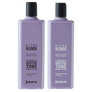 Juuce Full Volume Travel Friends Duo 2 x 100ml (Worth $29.90)