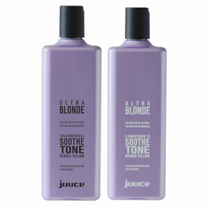 Juuce Ultra Blonde Travel Friends Duo 2 x 100ml (Worth $29.90)