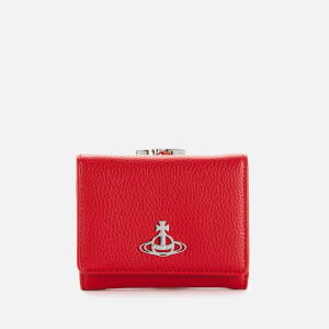Vivienne Westwood Women's Johanna Small Frame Wallet - Red