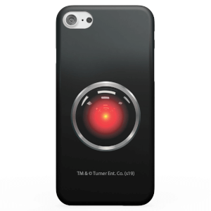 Cover telefono 2001: A Space Odyssey HAL 9000 per iPhone e Android