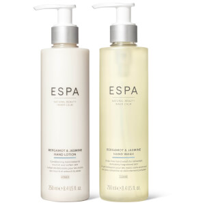 Bergamot and Jasmine Hand Care Collection (Worth £37.00)