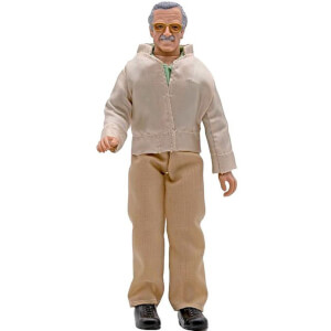 Mego Marvel's Stan Lee 8 Inch Action Figure