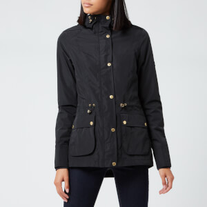 Barbour International Women's Biltwell Jacket - Black