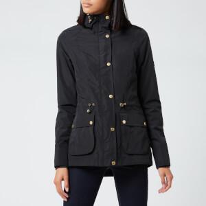 Barbour International Women's Biltwell Jacket - Black