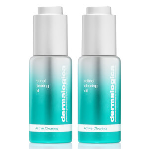 Dermalogica Active Clearing Retinol Clearing Oil Duo 2 x 30ml
