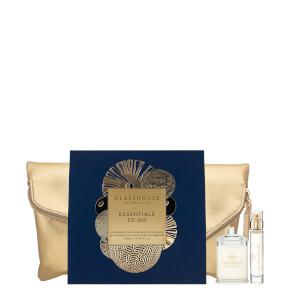 Glasshouse Essentials to Go Clutch Bag Gift Set