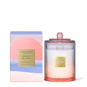 Glasshouse Sunset in Capri Candle 380g