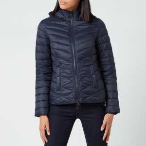 Barbour Women's Fulmar Quilt Jacket - Navy