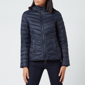 Barbour Women's Fulmar Quilt Jacket - Navy