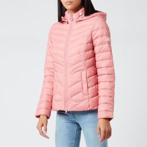 Barbour Women's Fulmar Quilt Jacket - Vintage Pink