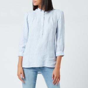 Barbour Women's Dover Shirt - Blue/White