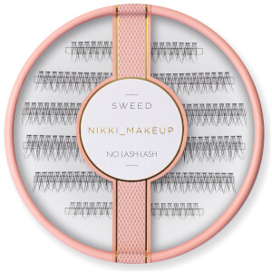 Sweed Lashes Nikki No Lash-Lash - Black