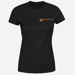 Camiseta Batman Begins Wayne Enterprises - Mujer - Negro